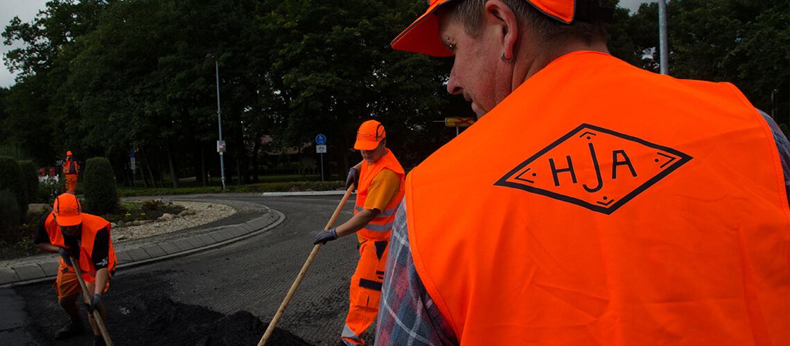 Polier im Straßen- und Tiefbau (m/w)