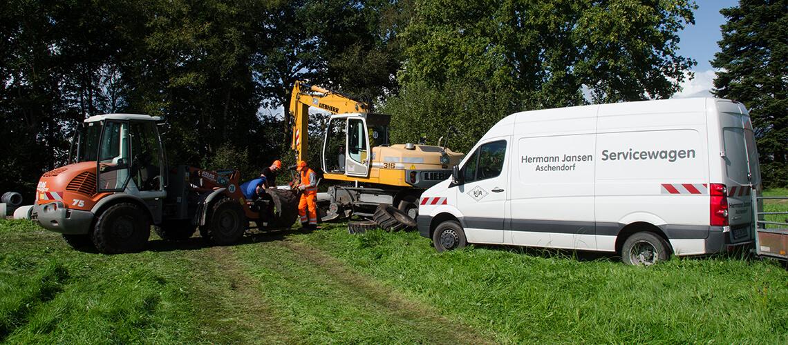 Mechatroniker für Land- und Baumaschinentechnik (m/w/d)